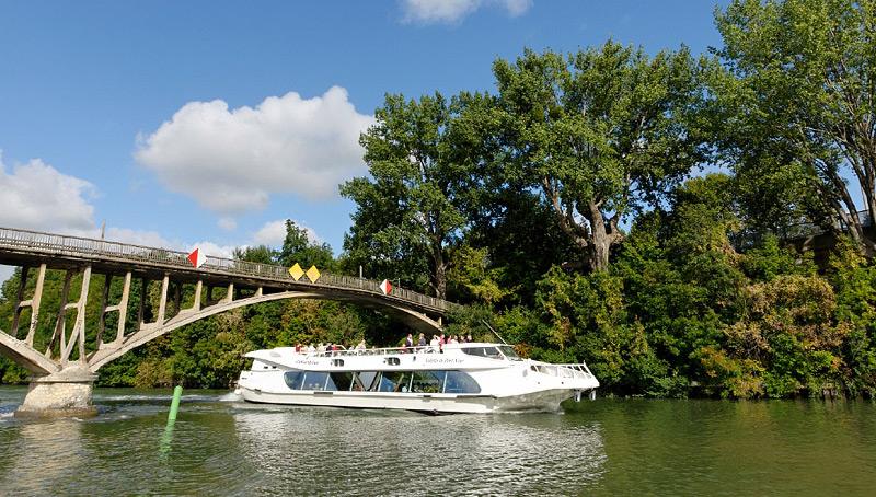 Croisière escapade Paris getaway cruise