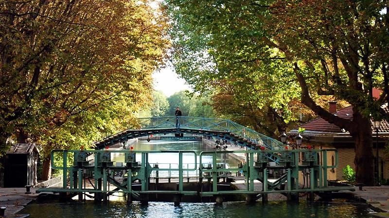 Croisiere Canal Saint Martin cruise