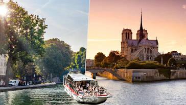 Croisiere Seine Paris & Canal Saint Martin cruise