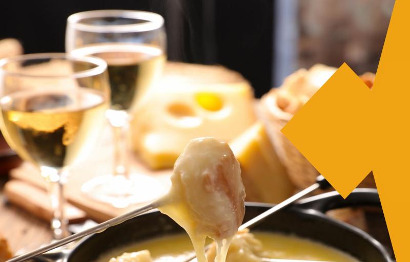 """Croisière déjeuner ou dîner à Paris - Formule """"Fondue Parisienne"""""""