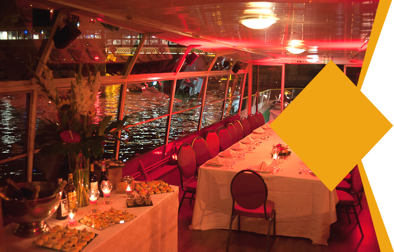 "An unforgettable wedding cruise - ""Life in Pink"" Package"