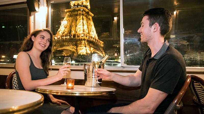 """Croisière """"Bistrot Lounge"""" Spécial Fêtes"""