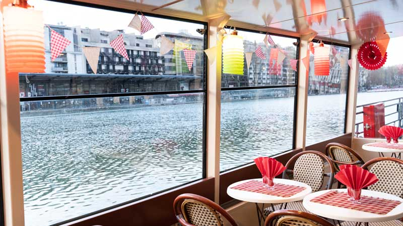 "The ""Parisienne"" Cruise on the Seine River"